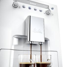 Gut Ding braucht gar nicht lange - ein köstlicher Kaffee ist eine Sache von Sekunden