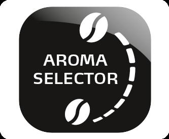 AromaSelector® – vaše káva přesně tak, jak ji máte rádi!