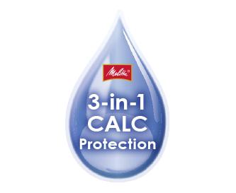 Ochrana proti vodnímu kameni 3 v 1